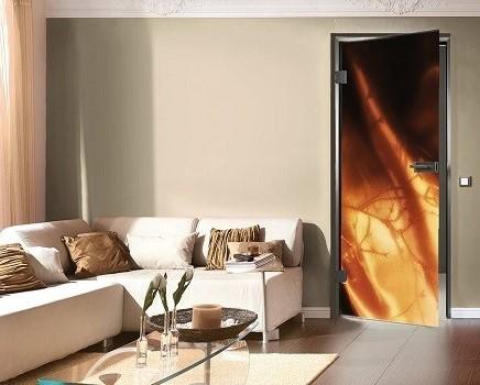 wewnętrzne drzwi szklane na wymiar